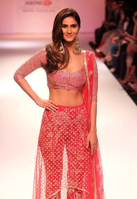 Beautiful Vaani Kapoor Latest Hot Pics Navel Queens