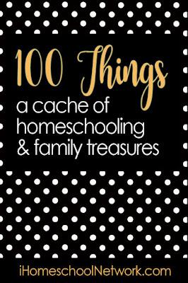 http://ihomeschoolnetwork.com/100-things/