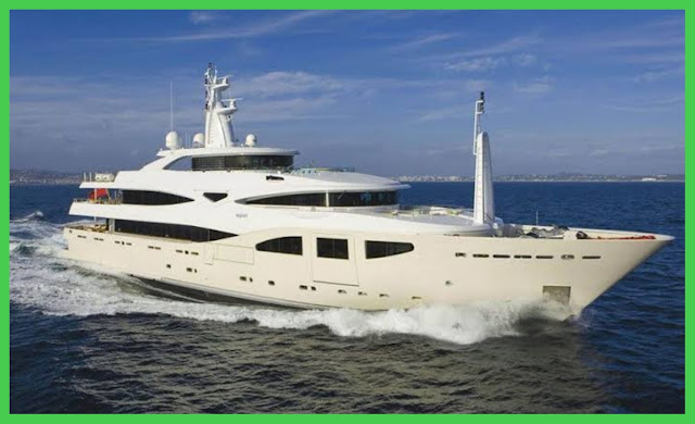 P Diddy's super yacht called Oasis
