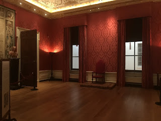 Kensington Palace Throne Room