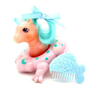My Little Pony Water Lily Year Five UK Pretty and Pearly Baby Sea Ponies G1 Pony