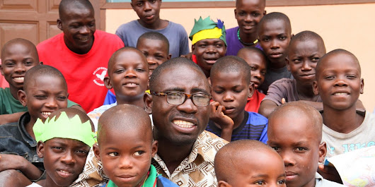 James Kofi Anan - Rescuing Ghanaian children from a life of slavery