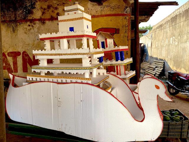 Big Boat for Boita Bandana in 2020