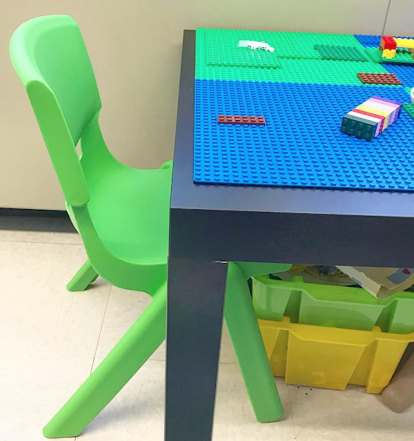 """10"""" chair for floor tables and small tables"""