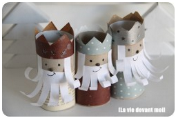 Http Kidissimo Blogspot Com   Des Decorations De Noel Fabriquer Soi Html