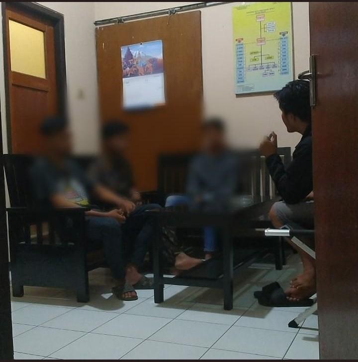 3 Siswa Pembully 1 Siswi di Purworejo Dibekuk Polisi