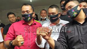 DPD KAMIJO dan AIRBONS Dukung Bobby - Aulia di Pilkada Kota Medan