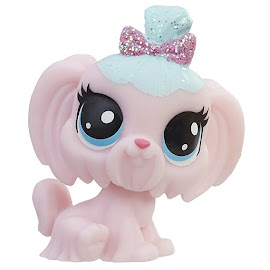 Littlest Pet Shop Series 2 Mini Pack Jammy Lapdog (#2-2) Pet