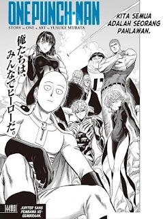 Update! Baca Manga One Punch Man Chapter 197 Full Sub Indo