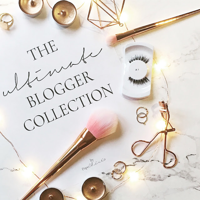 Lovelaughslipstick Blog - Reviewing Paperchicco Etsy Store The Ultimate Blogger Collection Planner