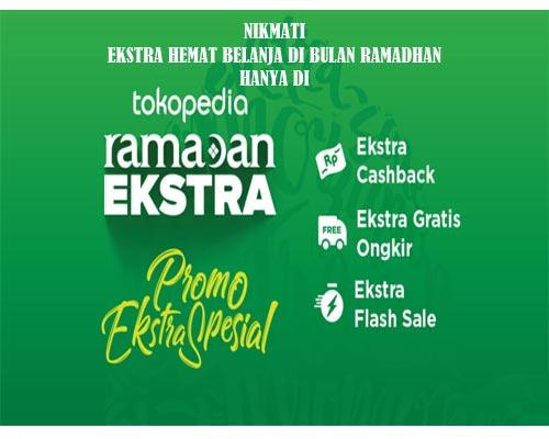Ramadhan Ekstra, Tokopedia