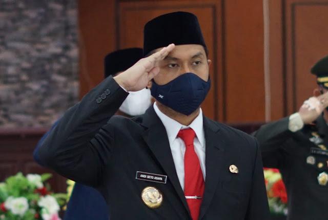 Bupati ASA Ucapkan Selamat Ulang Tahun TNI ke-76