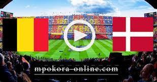 مشاهدة مباراة الدنمارك وبلجيكا بث مباشر بتاريخ 17-06-2021 يورو 2020