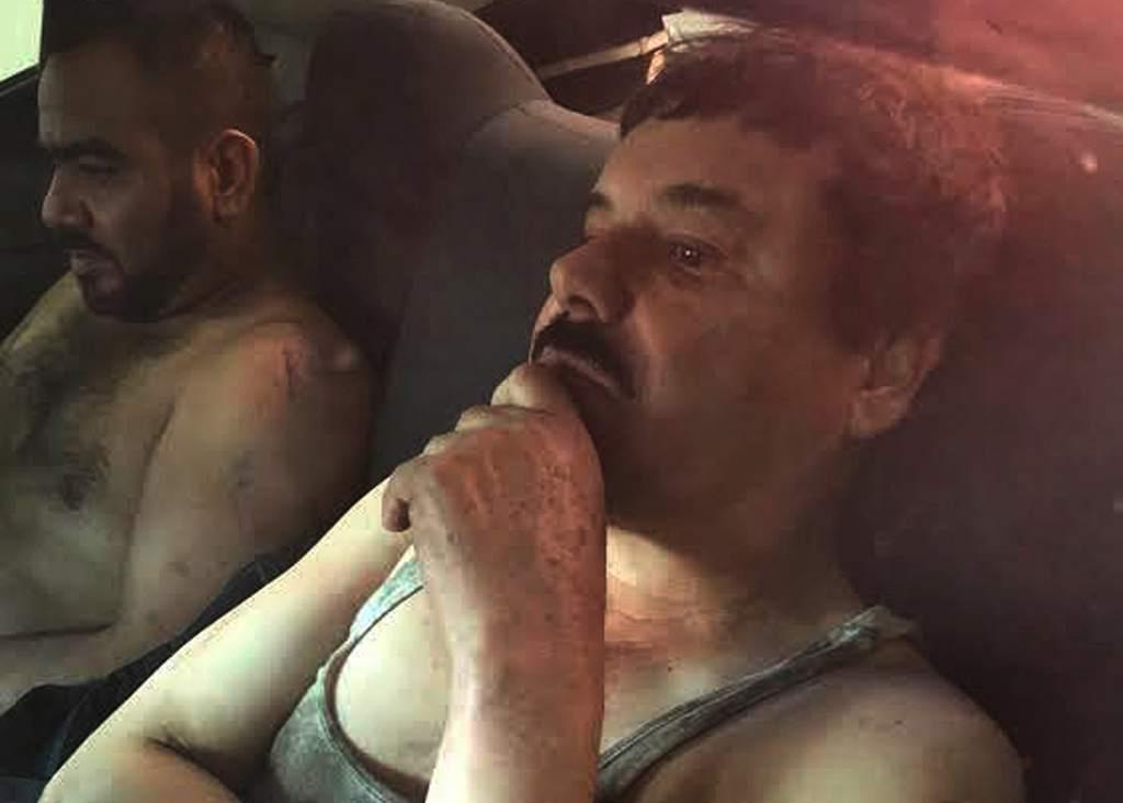 Carta de amor escrita por el 'Chapo' Guzmán a Zulema