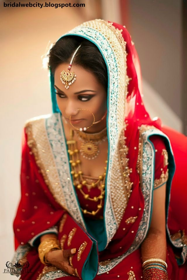 Beautiful Pakistani Cute Bridal Wedding Pictures