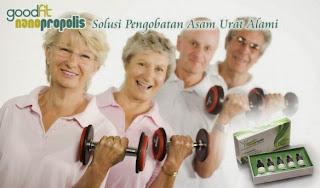 propolis terbaik untuk asam urat