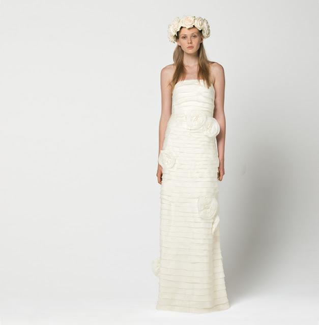 Wedding Dresses | Max Mara Bridal 2013
