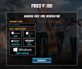 Appsmob.info free fire || Cara mendapatkan diamond 500.000 free fire