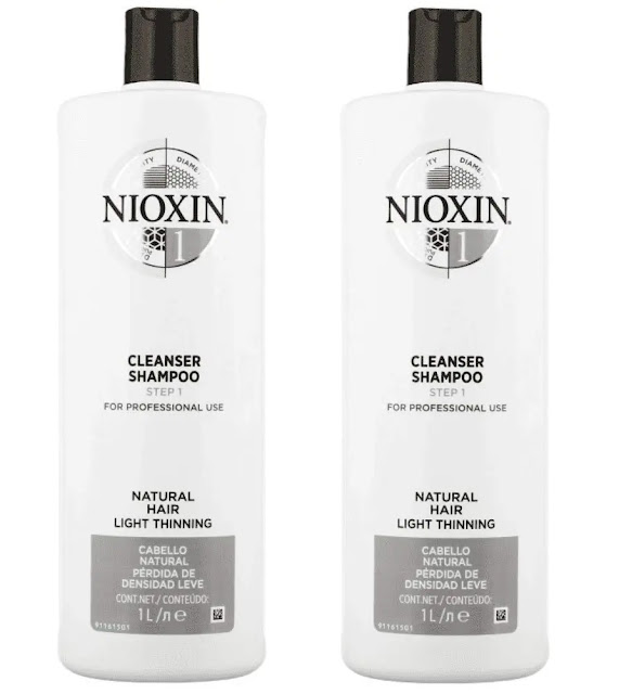 12- Nioxin System 1 CLEANSER SHAMPOO