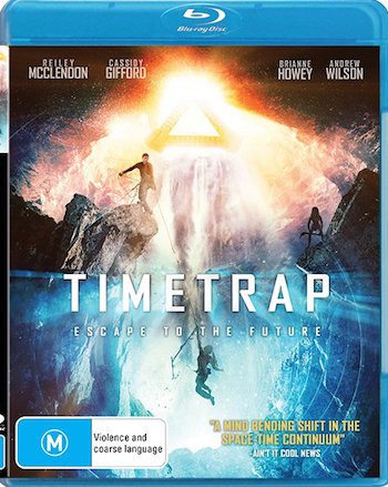 Time Trap 2017 Hindi Dual Audio BluRay 720p 950MB