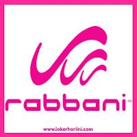 Loker Rabbani Bandung 2021