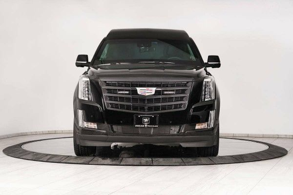 Inside The ₦181m Cadillac Escalade Mobile Bunker Built For The Rich And Famous