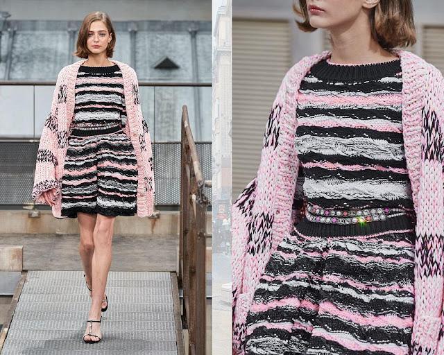 Chanel показ моды весна-лето 2020 4