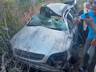 Route Moroni-Mitsamiouli : Un mort et des blessés dans un accident de la circulation