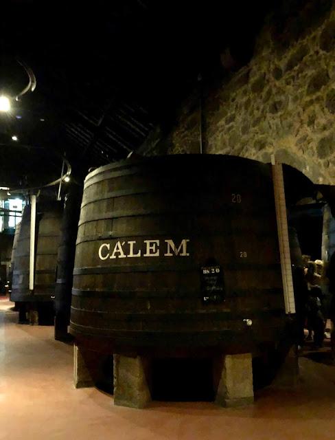 Large Cask at Porto Calem
