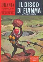 Die erste italienische Ausgabe von Philip K. Dick
