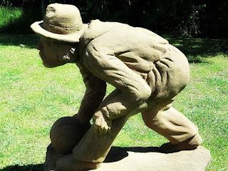 Bolão (Kegel spiel), Tradições dos Imigrantes Alemães no Parque Pedras do Silêncio, Nova Petrópolis