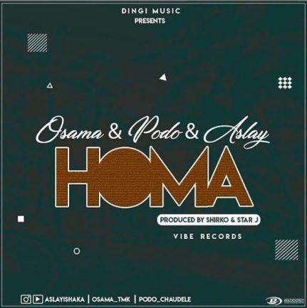 Osama Ft. Aslay & Podo - Homa