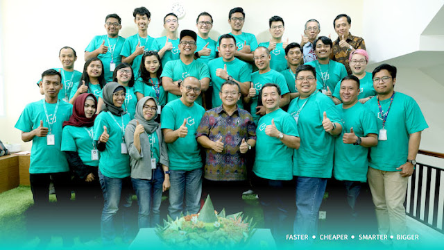Lowongan Kerja Sales Representative Gudangada Area, Serang, Cilegon, Pandeglang dan Rangkasbitung