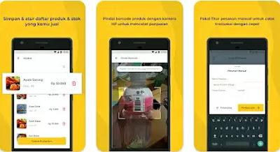 Sellfazz POS - Aplikasi Kasir Bisnis Kuliner
