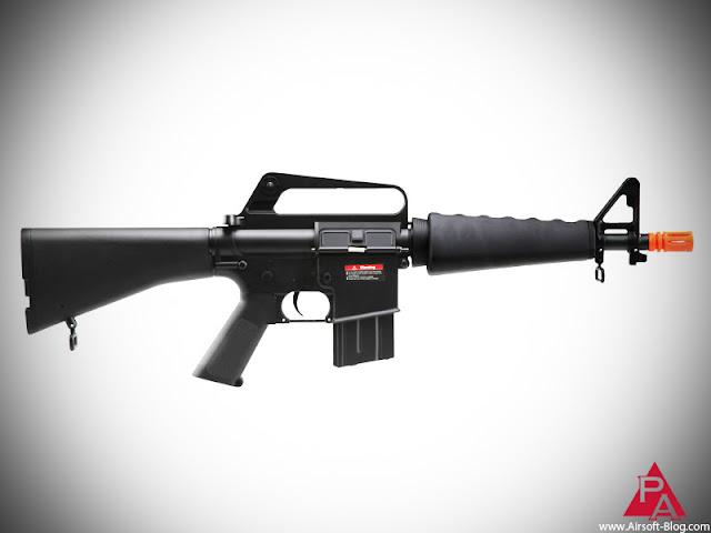 echo1 usa sog-68, echo1 vietnam carbine, echo1 vietnam rifle, sog-68 vietnam aeg, airsoft guns, airsoft aeg, pyramyd airsoft blog, tom harris media, tominator,