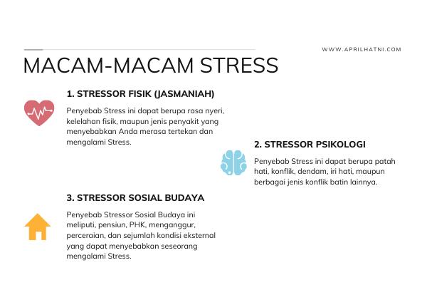 macam-macam stress