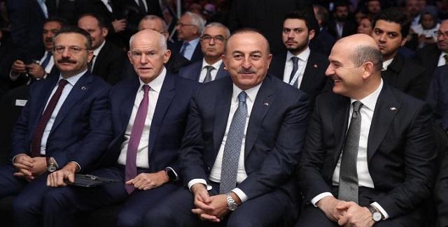 Α. Παπανδρέου: «απαραίτητη η συνεργασία Ελλάδας-Ευρώπης-Τουρκίας στο προσφυγικό…»