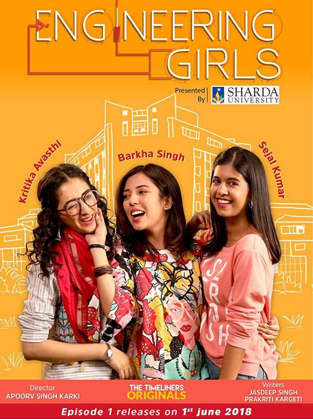 Movies Era Engineering Girls Tv Series Web Series Download