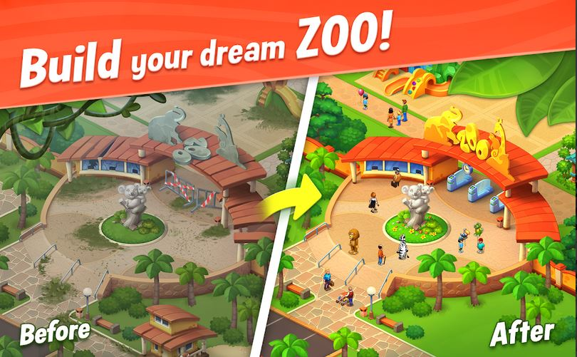 Download Wildscapes MOD APK 1