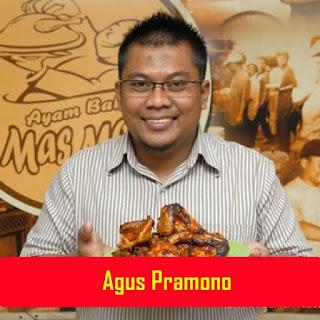 Agus Pramono (Mas Mono)