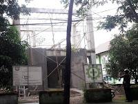 Kontraktor Proyek Pembangunan Kantor Disdukcapil Pangkep Didenda Rp.721 ribu Perhari