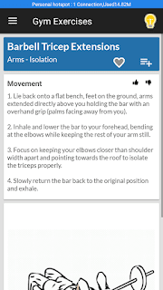 Gym Exercises & Workouts - screenshot 6
