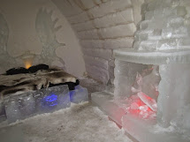 Glass Igloo Hotel In Artctic Circle Finland