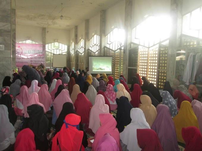 Sukses Gelar Acara Seminar Pra Nikah, Muslimah MPI Lampung Diminta Adakan Acara Serupa Tiap Pekan