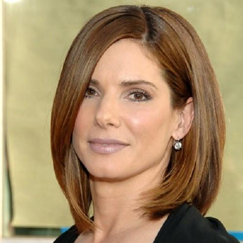 Medium Length Haircuts For Women Over 40 : Medium length hairstyles ...