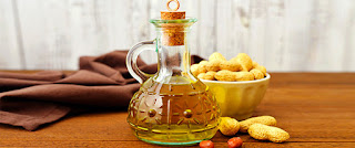 Nutrition facts and health benefita of groundnut oil