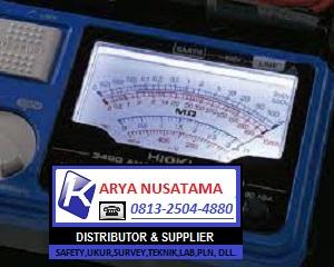 Jual Insulation Tester 3490 Merk Hioki di Malang