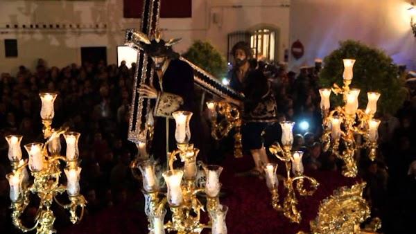 La CCTT Rosario de Cádiz  tocará el Viernes Santo del 2020 en la Provincia de Sevilla
