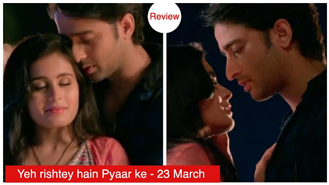 High Voltage Drama : Abeer Kunal Kuhu confront Mishti leaks news to Meenakshi in YRHPK