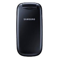 Samsung Caramel GT-E1272 - Hitam